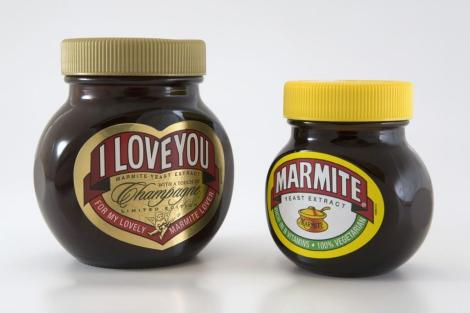 Love it or hate it? Marmite and Mills & Boon both polarise opinion (Image Tim Scrivener/REX)